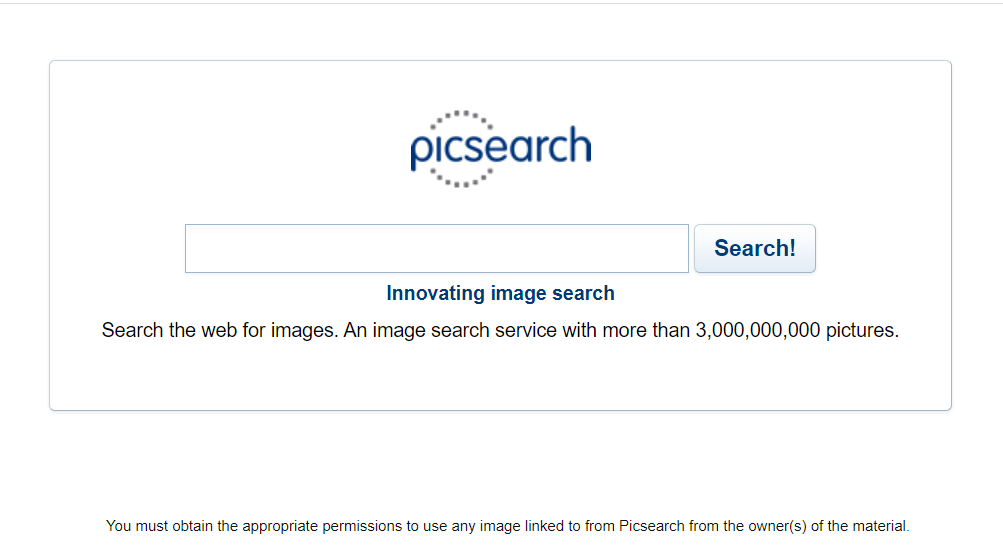 Best Image Search Engine